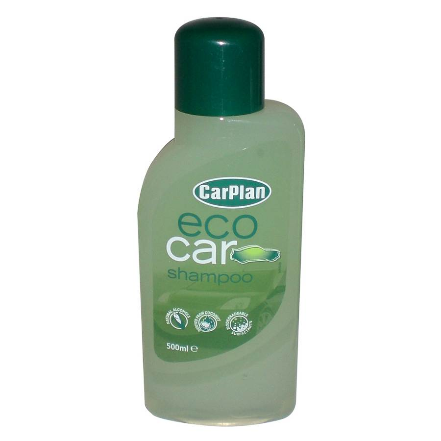 CarPlan Eco Car Shampoo 500ml