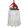 Non Woven Kentucky Mop Head + Scrubber + Handle
