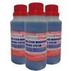 3x Offer PermaClear Auto windscreen with antifreeze 1 shot bottl
