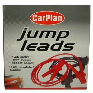 CarPlan 10mm Jump Leads