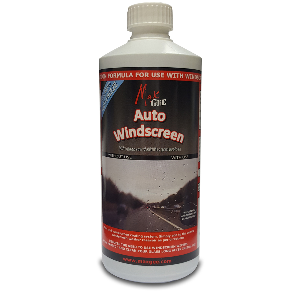MaxGEE Auto Windscreen with Anti-Freeze