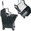 Professional Heavy Duty Mop Bucket (Black)